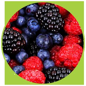 Rezervă odorizant Fructe de Pădure ⋆ Parfum dulce acrișor ce va inunda încăperea cu prospețime şi mirosul autentic de fructe de pădure.